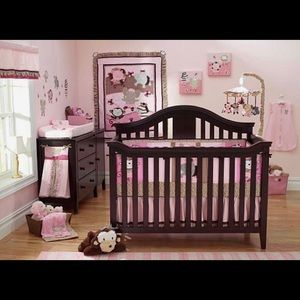 Other - Crib bedding set ONLY FOR JENKINS